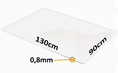 Mata ochronna - 130x90cm x 0,8mm